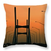Modified Suspension Infrared Throw Pillow