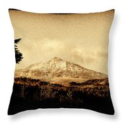 Moel Siabod Throw Pillow