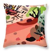 Mojave Mod 2bl  Throw Pillow