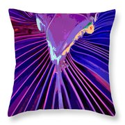 Mojo Workin' Throw Pillow