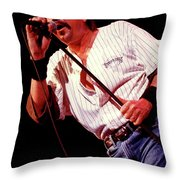 Molly Hatchet-93-danny-3700 Throw Pillow
