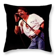Molly Hatchet-93-danny-3700 Throw Pillow