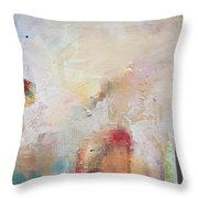 Moment By Moment Throw Pillow