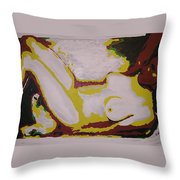 Moment Of Bliss Throw Pillow