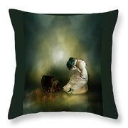Momento Throw Pillow