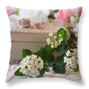 Moments To Treasure Throw Pillow
