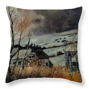 Monceau 1110 Throw Pillow