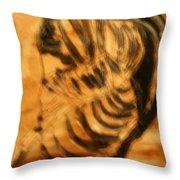Monday - Tile Throw Pillow