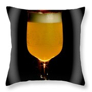 Mondays Throw Pillow