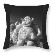 Monkey Business 2 Throw Pillow