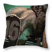 Monoskate George Reed Special Throw Pillow