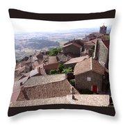 Monsanto Portugal View Throw Pillow