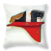Montage Throw Pillow