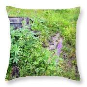 Montane Meadow 2 Throw Pillow