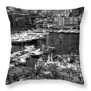 Monte Carlo 10b Throw Pillow