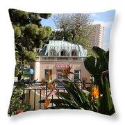 Monte Carlo 6 Throw Pillow