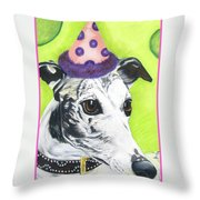 Monte Throw Pillow