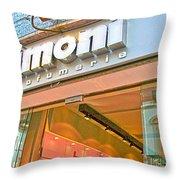 Montecatini-10 Throw Pillow