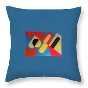 Montemorelos Throw Pillow
