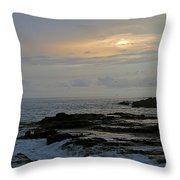 Montezuma Sunset Throw Pillow