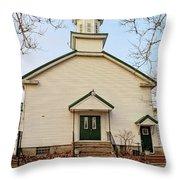 Montour Methodist Throw Pillow