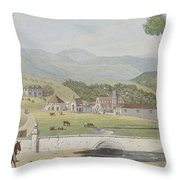 Montpelier Estates - St James Throw Pillow