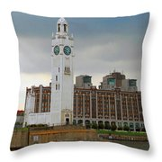 Montreal 13 Throw Pillow