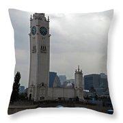 Montreal 15 Throw Pillow
