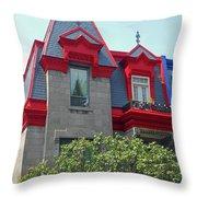 Montreal 33 Throw Pillow