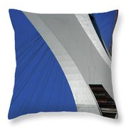 Montreal 4 Throw Pillow