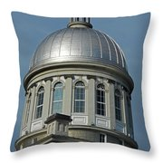 Montreal 8 Throw Pillow