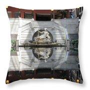 Montreal World Trade Center Throw Pillow
