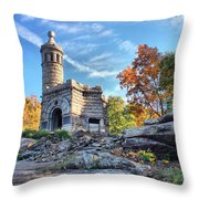 Monument To The 44th Throw Pillow