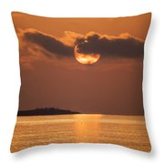 Mood Lighting Throw Pillow