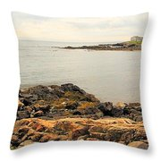Moody View 2 Throw Pillow