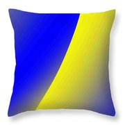 moon I Throw Pillow