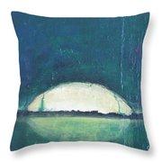 Moon Light Throw Pillow