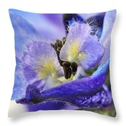 Moon Rise Throw Pillow