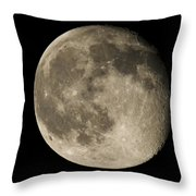 Moon3 Throw Pillow