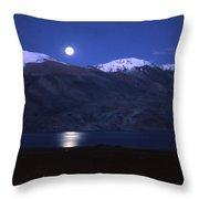 Moonlight Sonata Throw Pillow