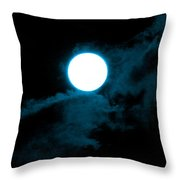Moonrise 2 Throw Pillow