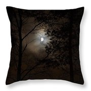 Moonshine 01 Throw Pillow