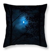 Moonshine 02 Throw Pillow