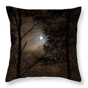 Moonshine 05 Throw Pillow