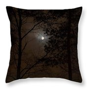 Moonshine 07 Throw Pillow