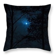 Moonshine 08 Throw Pillow