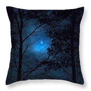 Moonshine 09 Throw Pillow