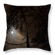 Moonshine 13 Fishy Throw Pillow