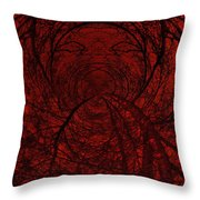 Moonshine 18 Shout Throw Pillow