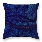 Moonshine 19 Space Throw Pillow